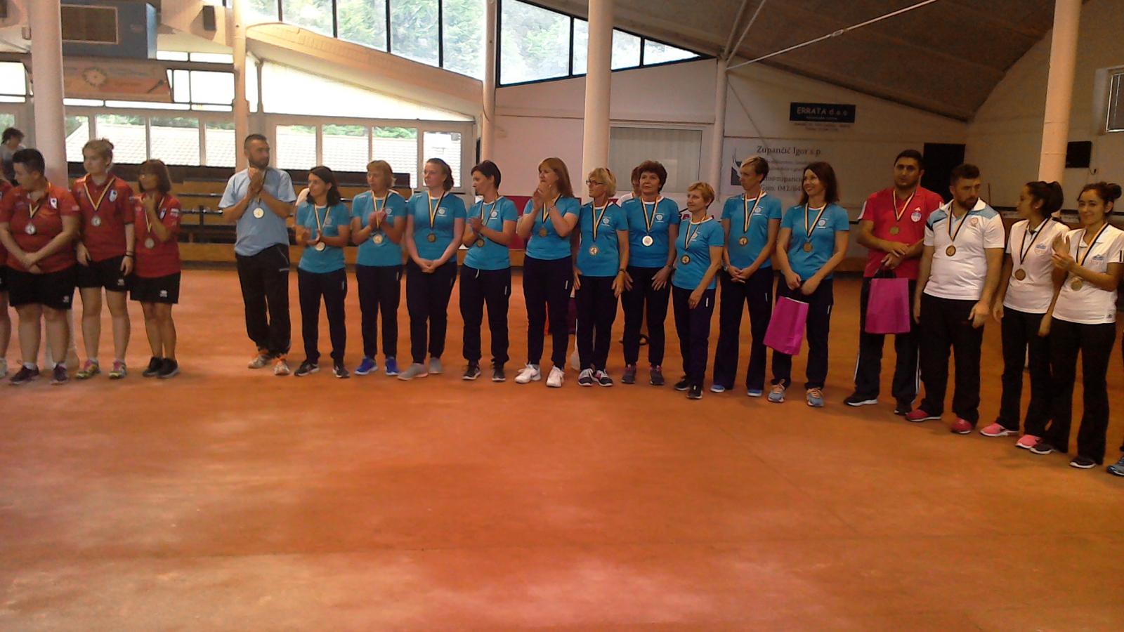Coupe d 39 europe des clubs f minin f d ration internationale de boules - Coupe europe basket feminin ...